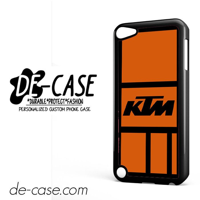 Ktm Motor DEAL-6238 Apple Phonecase Cover For Ipod Touch 5