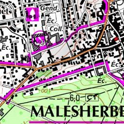 Fontainebleau - Buthiers : Malesherbes :: climbing site (boulder) - Camptocamp.org