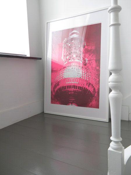 la fabrika / project DC #love de geverfde vloer