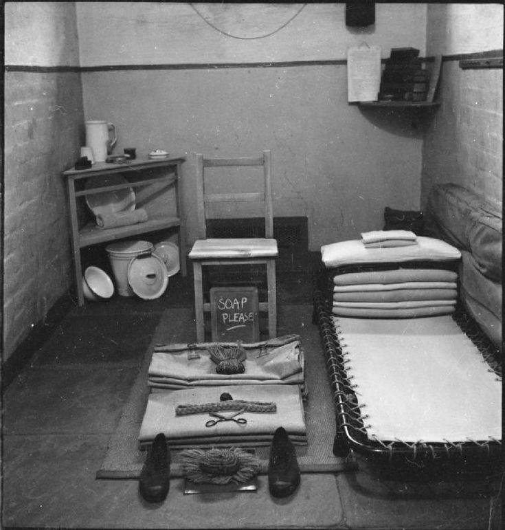 Un prizonier din puşcăria Wakefield din Marea Britanie a cerut recent să fie schimbat