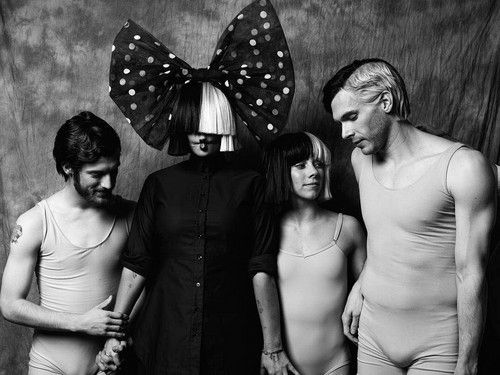 sia and | Sia and her dancers wallpaper in The Sia Club
