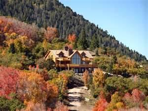 Luxury Mountain Log Homes - Bing Images
