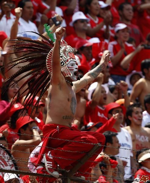 Deportivo Toluca FC Futbol Supporters and Fans