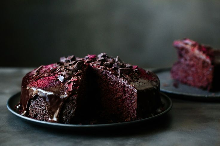 Gluten free beetroot chocolate cake recipe. Uses spelt flour (my favorite).