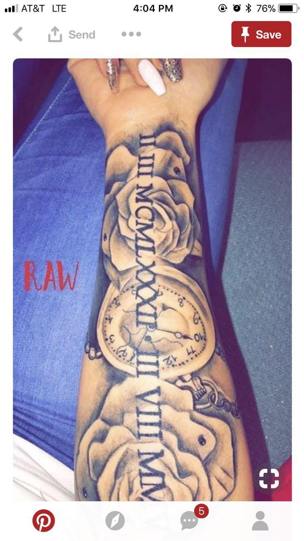 Tattoo schriftzug hintergrund