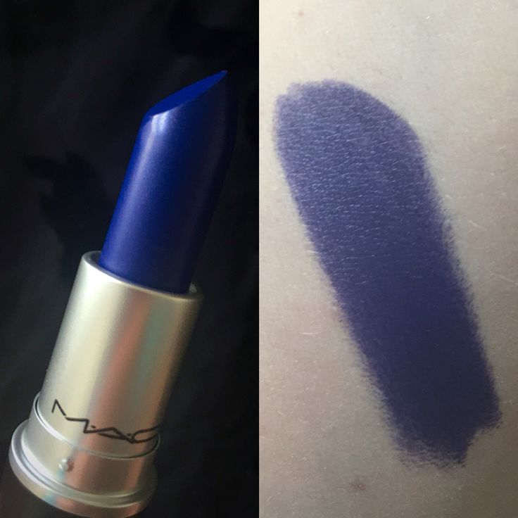 Matte Royal lipstick from the MAC matte lip collection. New and permanent colour