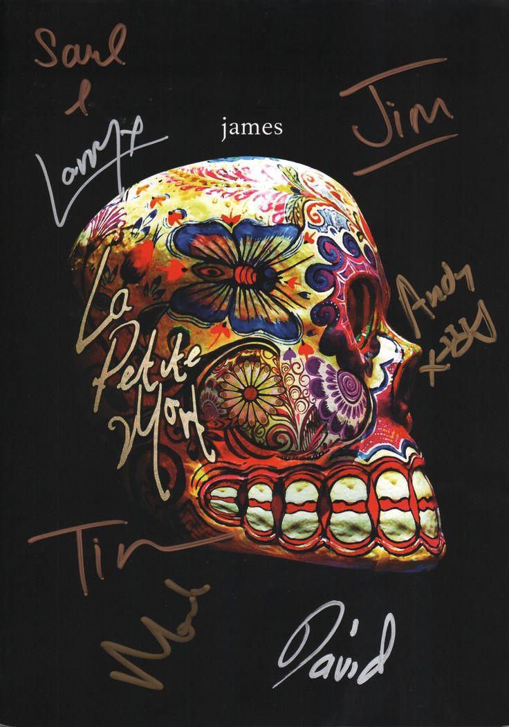 James - La Petite Mort signed artwork