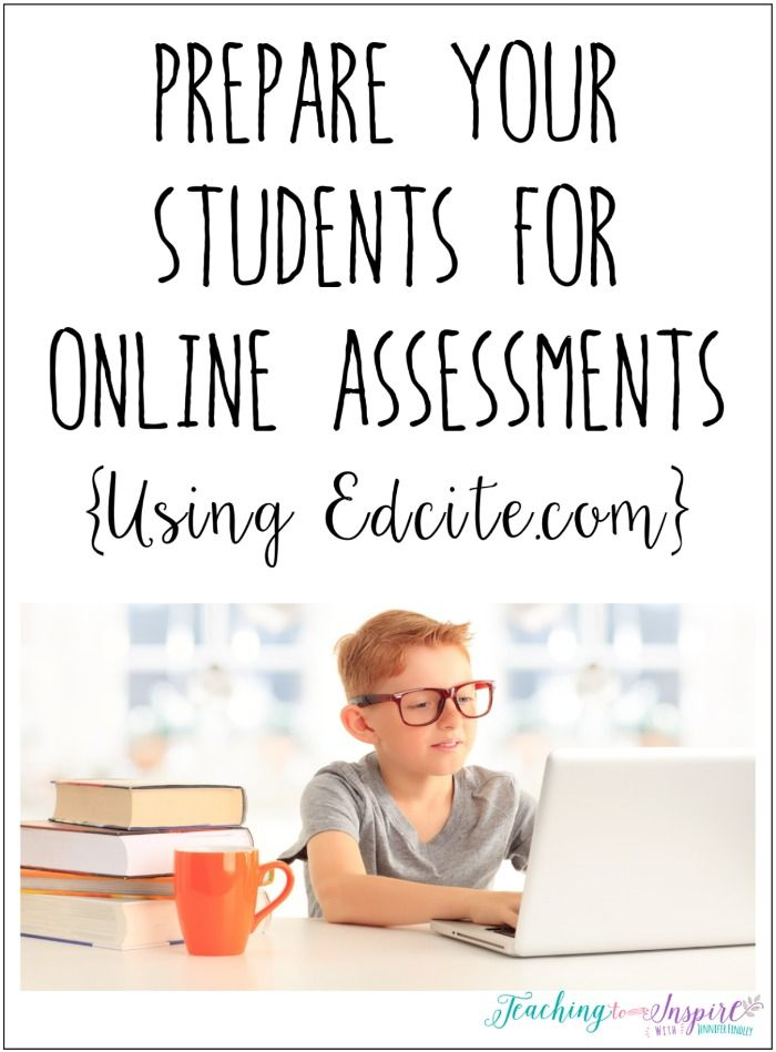 Prepare your students for online assessments using edcite.com. Read an indepth review here.
