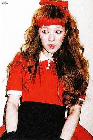 Red Velvet The Red Album Scan