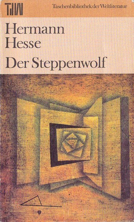 book cover paul klee Weltliteratur hermann hesse smørrebrød projectq27 buchwaerts project q27 der steppenwolf