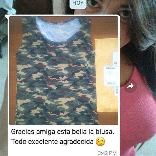Super Bien.,. Estamos a tu orden!!! Seguimos Creciendo👏👏👏 Disponemos Body Blusas Suéter!!!! Números Telefónicos  04162388913 Comunicate o al.privado #militar #niñas #bolsosdemano#bolsos #nike #blusaslindas #bodybralette #bodybuilding #body #moda #pieldedurazno🍑 #unicosdetalles #bellezas #blusaspieldedurazno #confeciones #venezuela #aragua #carabobo #caracas #sandiego #vida #sueters #micki #rall  Nuevos Precios!!! Blusas Mangas Bolsillo  12000 Mayor  Detal 15000  Blusas Trenzadas Adelante…