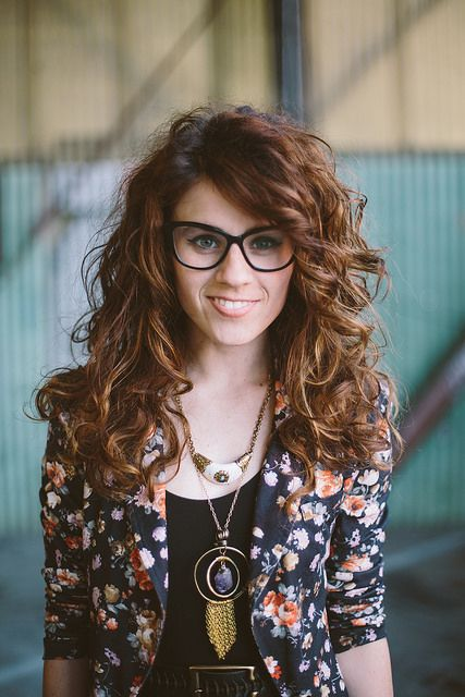 HER HAIR. <3  Back to Basics // LBD 2 by Delightfully Tacky, via Flickr