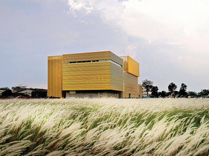 DP Architects sustainable awardwinning industrial architecture