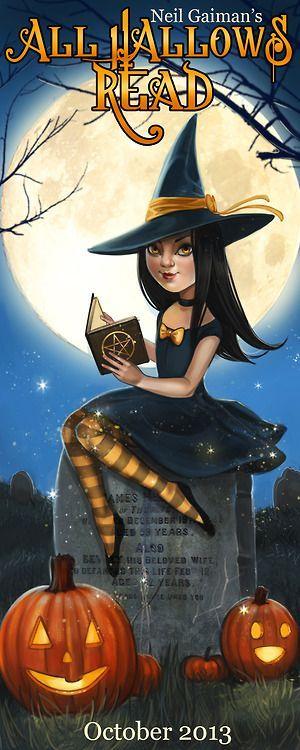 Neil Gaiman's All Hallows' Read, A New Halloween Tradition? | Halloween Culture Blog