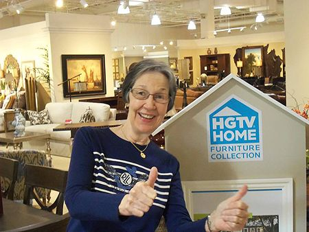 Enter The Room Crashers Sweepstakes At An HGTV Home Retailer For A Chance To Win Makeover With HGTVs Todd Davis