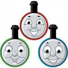 free thomas the train printables - Google Search