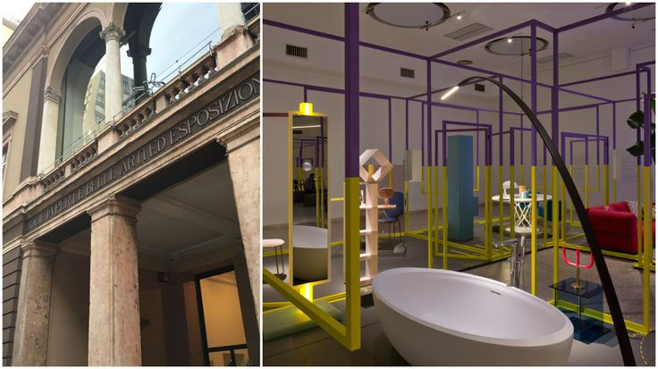 Like a star our I Bordi #bathtub @ THE ART OF LIVING 2016 - DISCOVER TECHNOLOGY & INNOVATION #show, organised by Living-Corriere della Sera. #Fuorisalone2016 #MDW2016 #livingsalone16