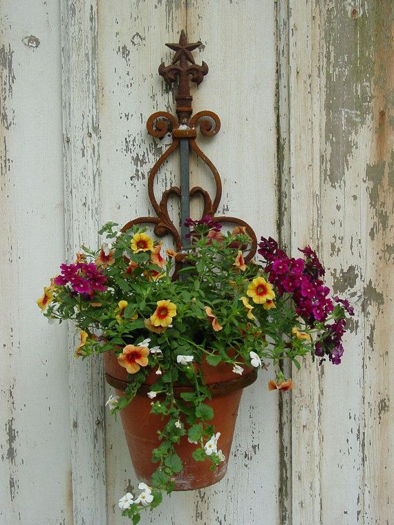 Wall Mounted Plant Holder