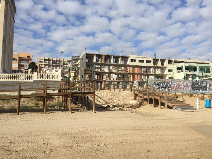 January 2018 Up for demolition  No new Hotel fore Arenales