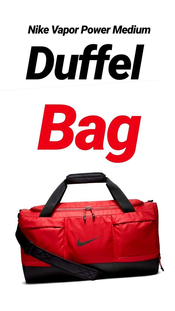 Nike Vapor Power Medium Duffel Bag $70 | Fitness & Health. | Duffel bag, Nike vapor, Bags