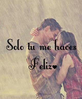 Te amo mi amor : ) ♥