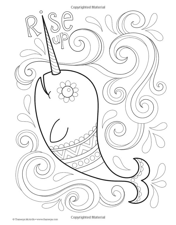 193 Best Doodles Coloring Pages Images On Pinterest