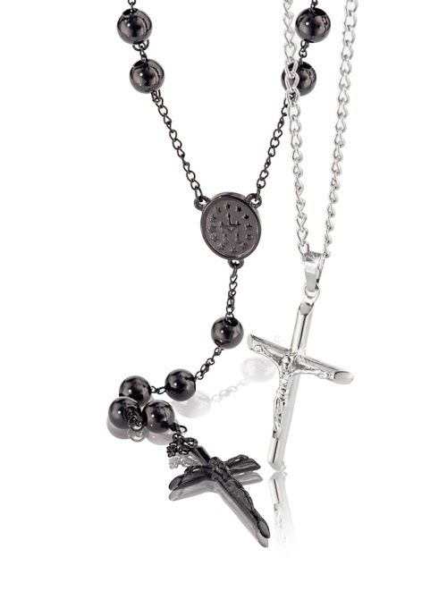 Tsar Rosary R399 and Cross R299  *Prices Valid Until 25 December 2013