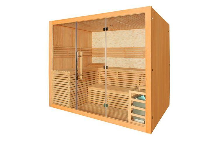 Finnish sauna Sauna finlandese BL-152 by BEAUTY LUXURY
