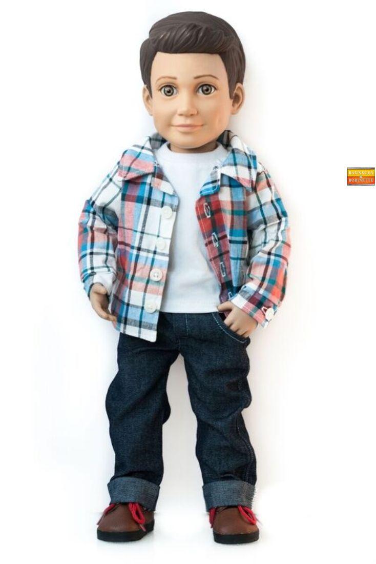 Action Doll - Mason une poupée d'aventures de 18 pouces. En commande maintenant....