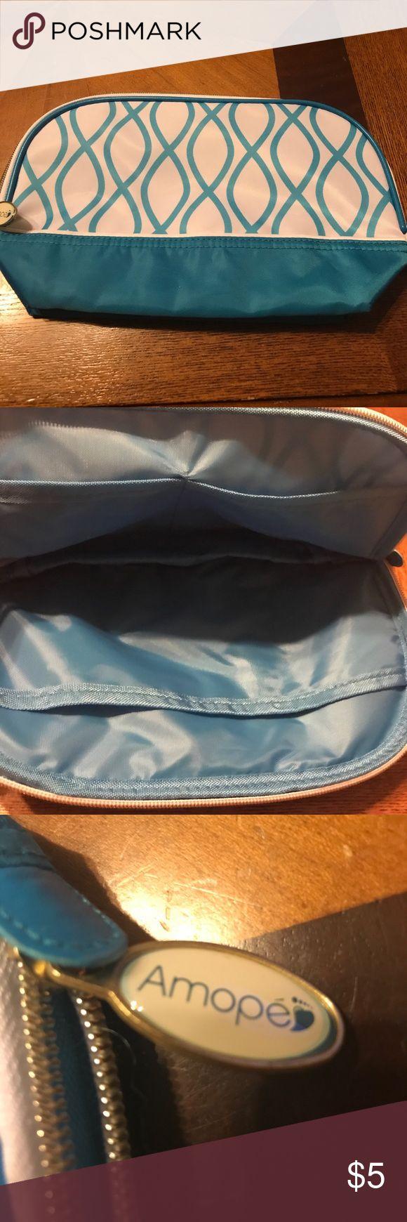 Makeup bag Small overnight makeup bag Amope Bags Cosmetic Bags & Cases