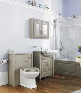 Traditional Bathroom Furniture Collections Uk