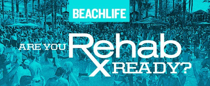 Rehab Las Vegas Pool Party at the Hard Rock. Contact me for Guestlist Entry and VIP table/daybed/cabana reservations. Stacia Jo (702) 449 8559