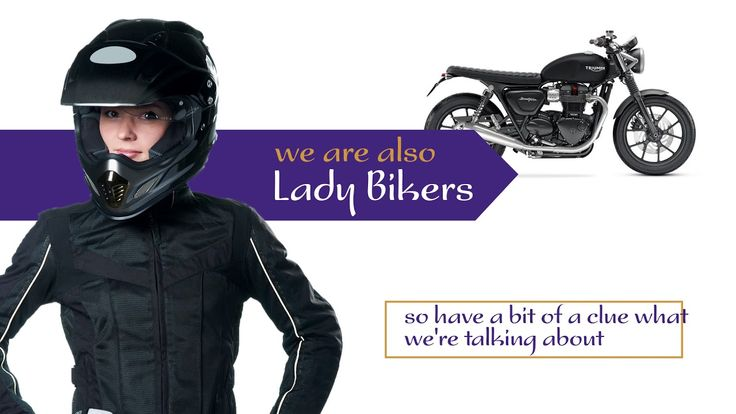 Our Story - LadyBiker.co.uk