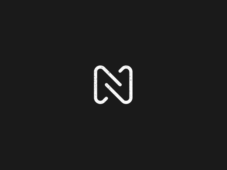 N mark #logo by Andreas Storm