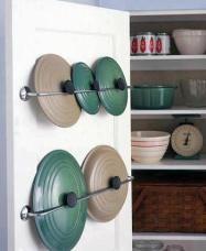 Ideas para organizar tu casa y ganar espacio #almacenaje #cocina #hogar