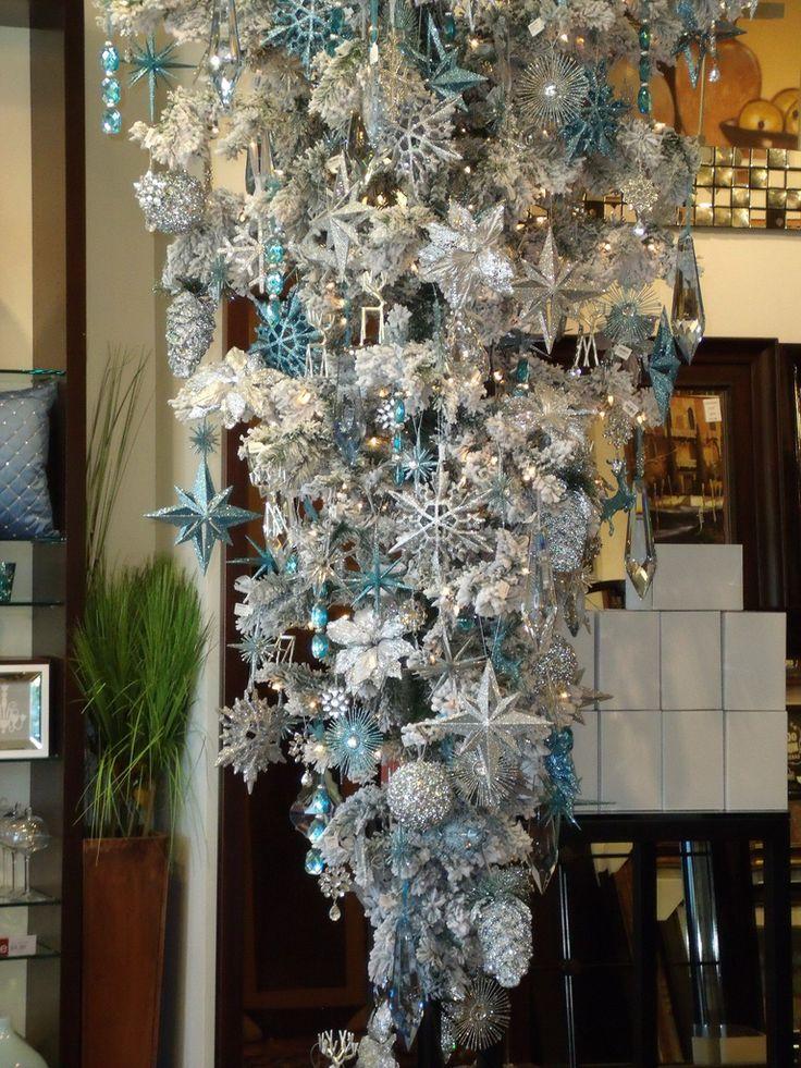 33 best Upside Down Christmas Trees images on Pinterest | Upside ...
