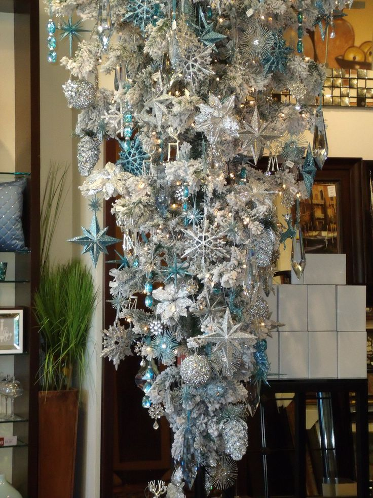 Best ideas about upside down christmas tree on