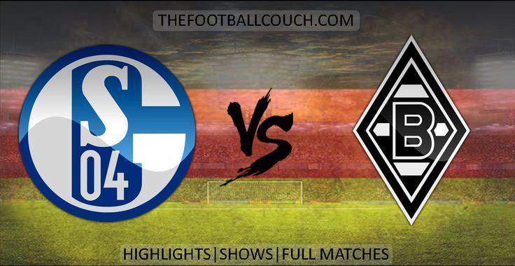 [Video] Bundesliga Schalke 04 vs Borussia Monchengladbach  Highlights - http://ow.ly/ZGu3D - #Schalke04 #BorussiaMonchengladbach  #soccerhighlights #footballhighlights #football #soccer #fussball #germanfootball #thefootballcouch