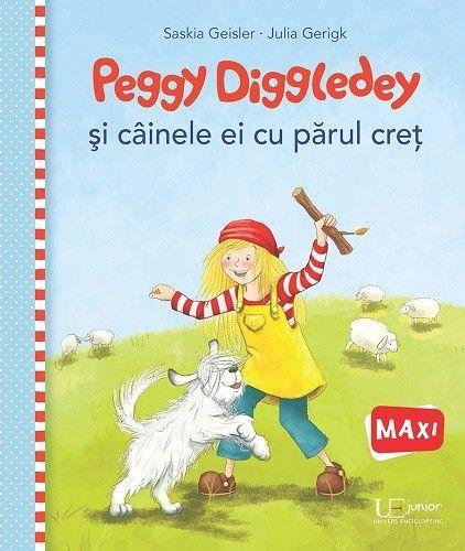 Saskia Geisler-Julia Gerigk - Peggy Diggledey si cainele ei cu parul cret -