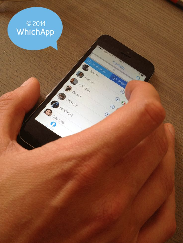 Smart translation: integrated both in classic chat and in the ghost one; type in your native language and send to WhichApp friend; WhichApp will care to delivery in the recipients native language.
