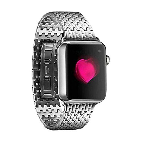 AutumnFall Luxury Stainless Steel Link Bracelet Watch Band Strap for Apple Watch 38mm https://www.carrywatches.com/product/autumnfall-luxury-stainless-steel-link-bracelet-watch-band-strap-for-apple-watch-38mm/  - More Festina ladies watches at https://www.carrywatches.com/shop/wrist-watches-for-women/festina-watches-for-women/