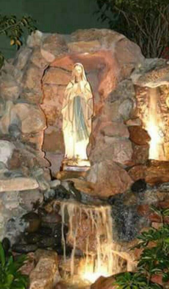Gruta Virgen de Lourdes