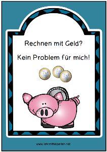 Lernwerkstatt: Rechnen mit Euro und mit Schweizer Franken