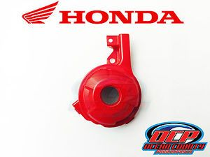 a 2014 2015 new genuine honda grom 125 oem pearl valentine red left side cover