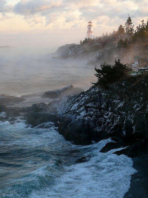 Bay of Fundy - Nova Scotia, Canada & Maine, USA
