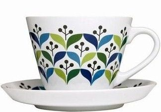 Retro cup by Sagaform (design by Lotta Odelius)