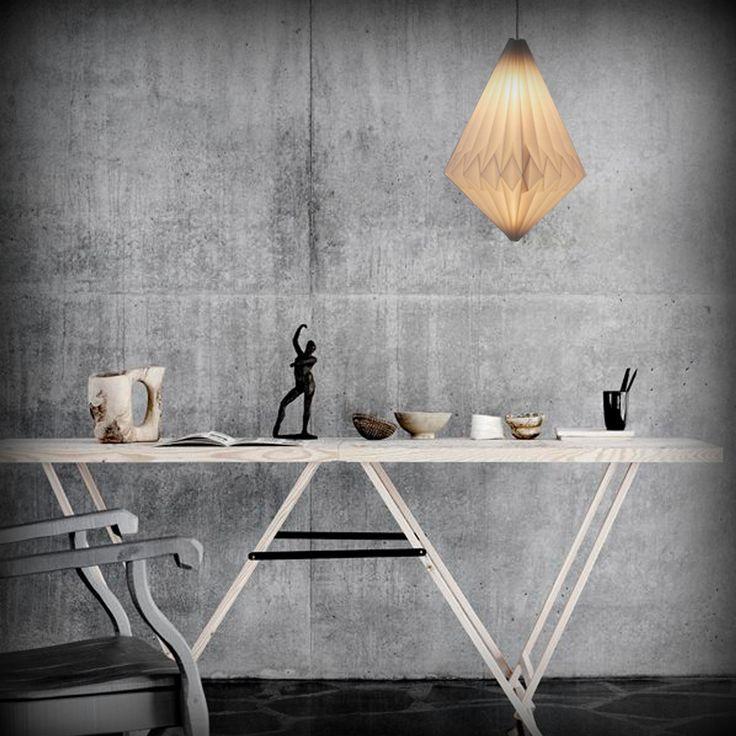 Diamond Paper lamps http://www.29june.com/index.php/blog/paper-lamps-online