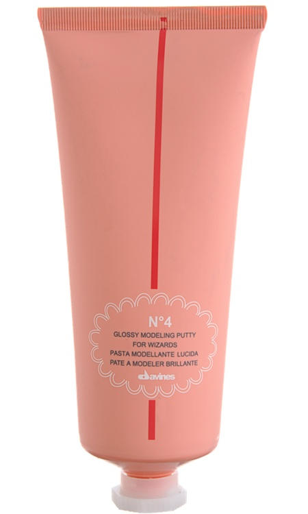 Davines Glossy Styling Putty...suggested by Karla's closet for non-curly hair