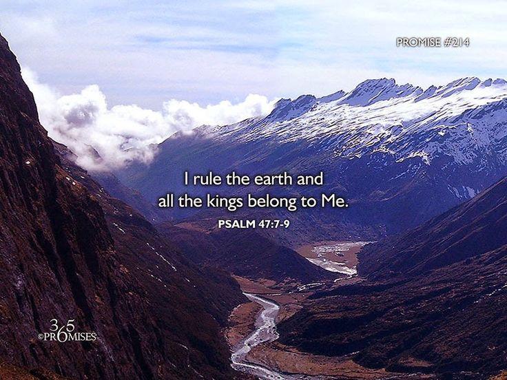 †MIGHTY WARRIOR BLOG † THE POWER OF PRAYER: Psalm 47
