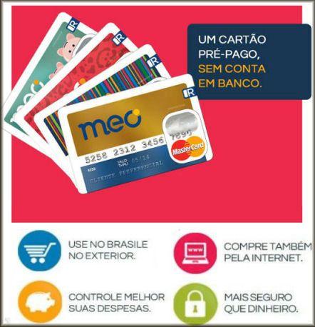 Conheça as dicas de cartão pré pago para fazer compras no Brasil e no Exterior, pois trata-se de um cartão pré pago internacional. LEIA MAIS INFO!